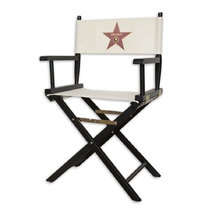 Fauteuil de star d'Hollywood