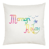 Coussin Maman relax