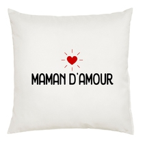 Coussin Maman d'amour