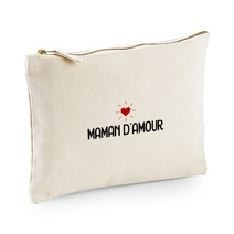 Pochette multi usage Maman d'amour