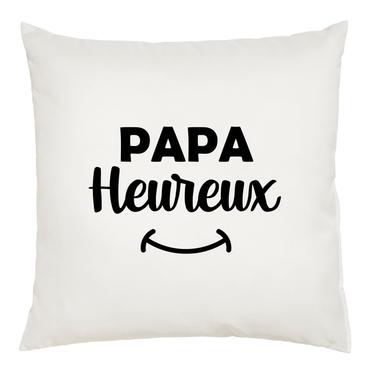 Coussin pour un Papa Heureux