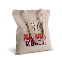 Tote bag deluxe Maman d'Enfer