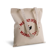 Tote bag deluxe Maman Poule Maman Cool