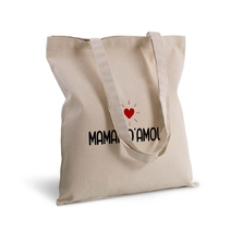 Tote bag deluxe Maman d'amour