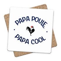 Sous-bock Papa Poule - Cool