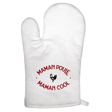 Gant de cuisine Maman Poule Maman Cool