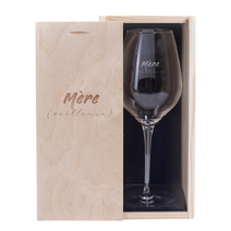 Verre à vin Mère (veilleuse)