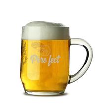 Chope de bière Père-fect