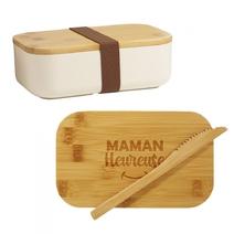 Lunchbox Maman heureuse