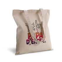 Tote bag Papa d'Enfer