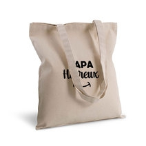 Tote Bag deluxe Papa Heureux