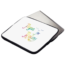 Housse ordinateur ou tablette Papa Relax