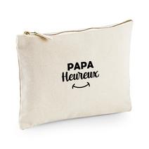 Pochette multi-usages Papa Heureux