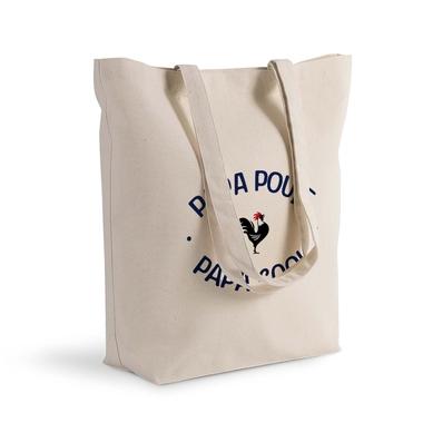 Sac shopping Papa poule - Cool