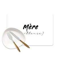 Set de table Mère (veilleuse)