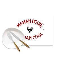 Set de table Maman Poule Maman Cool