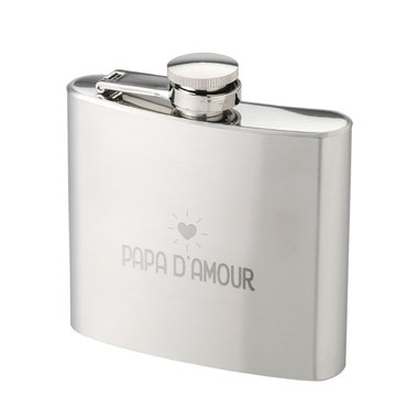 Flasque papa d'amour