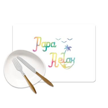 Set de table Papa Relax