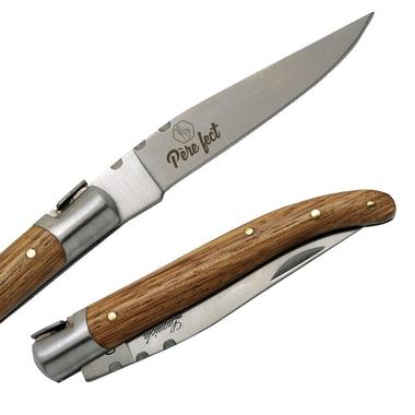Couteau laguiole pere-fect frêne