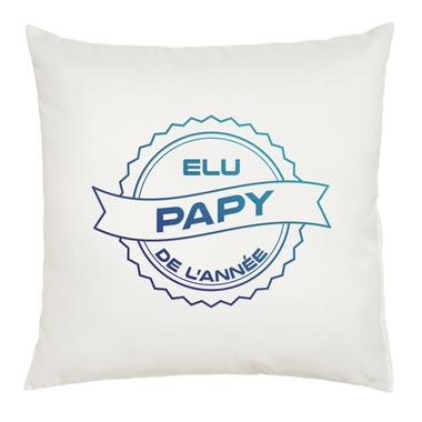 Coussin Elu Papy de l'année
