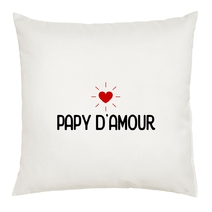 Coussin papy d'amour