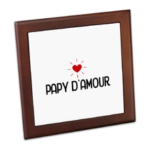 Dessous de plat papy d'amour