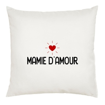 Coussin Mamie d'amour