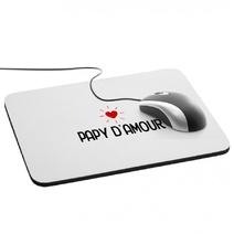 Tapis de souris Papy d'amour