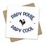 Sous-bock papy poule cool