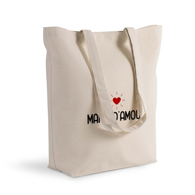 Sac shopping Mamie d'amour