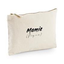 Pochette multi-usage beige Mamie (fique)