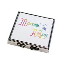 Miroir de poche fermé Mamie Relax