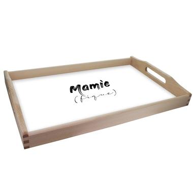 Plateau sublimé Mamie (fique)