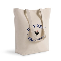 Sac shopping papy poule - cool