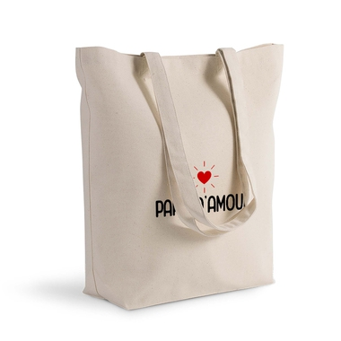 Sac shopping papy d'amour