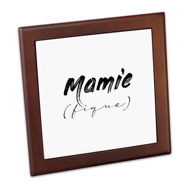 Dessous de plat Mamie (fique)