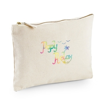 Pochette multi-usage papy relax beige