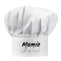 Toque blanche Mamie (fique)