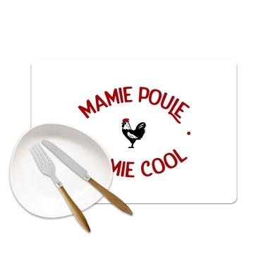 Set de table Mamie Poule Mamie Cool