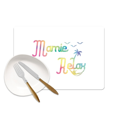 Set de table Mamie Relax