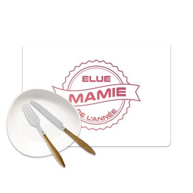 Set de table Mamie de l'année