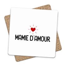 Sous-bock Mamie d'amour
