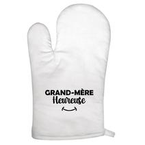 Gant de cuisine Grand-mère heureuse