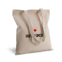 Tote bag deluxe papy d'amour