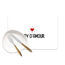 Set de table papy d'amour