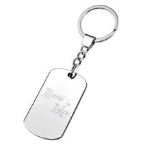 Porte-clés plaque Mamie Relax