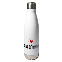 Gourde isotherme papa d'amour